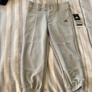 Adidas bay baseball pants never worn tags still on